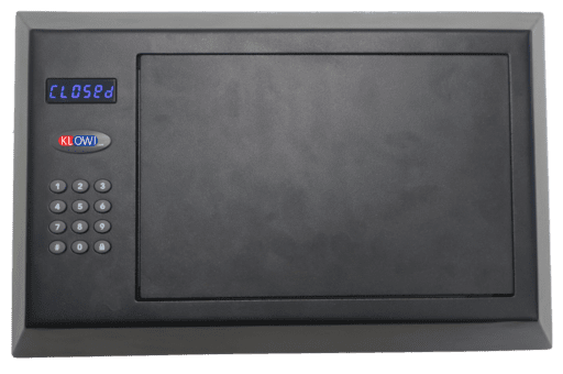 Dependable Personal Safe-closed